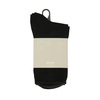 Ladies' socks - 3 pairs bata, black , 919-6474 - 13