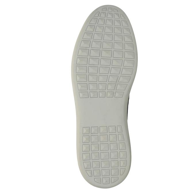 Men's casual sneakers bata, black , 844-6624 - 26