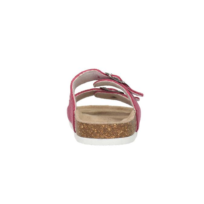 Children's pink slippers, pink , 373-5600 - 17