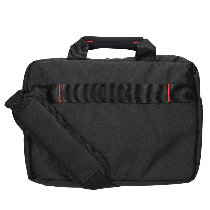 Professional laptop bag, black , 969-2378 - 26