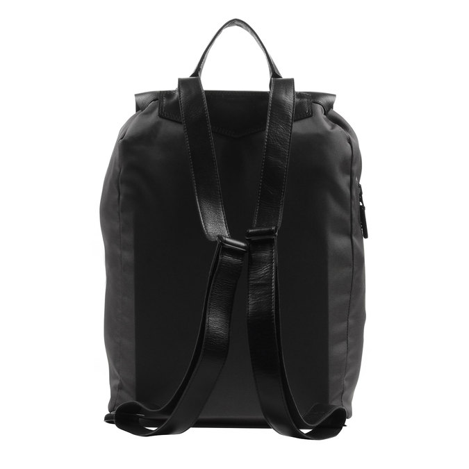 Black backpack royal-republiq, black , 964-6208 - 17