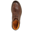 Men´s winter leather footwear bata, brown , 894-3672 - 26