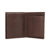 Men's quilted wallet bata, brown , 944-3176 - 15
