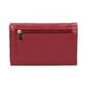 Ladies' leather  purse bata, red , 944-5168 - 19