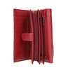 Ladies' leather  purse bata, red , 944-5168 - 15