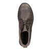 Men's ankle boots weinbrenner, brown , 846-4603 - 19