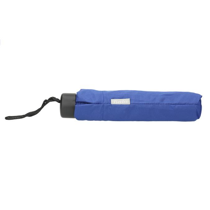 Blue telescopic umbrella bata, blue , 909-9600 - 16