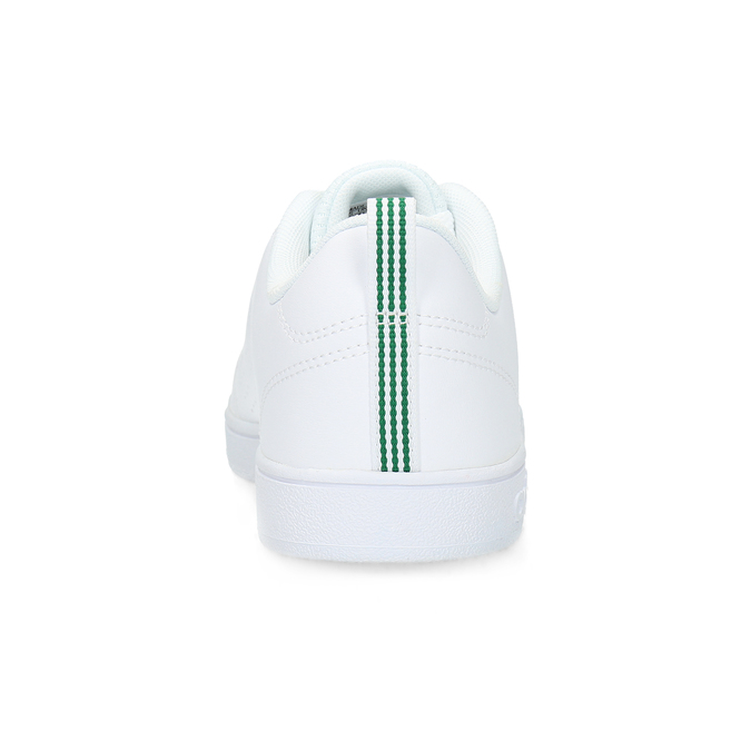White children's sneakers adidas, white , 401-1233 - 15