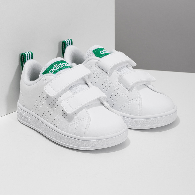 Children's Adidas sneakers adidas, white , 101-1233 - 26