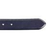 Men's belt, blue , 954-9819 - 16
