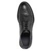 Men's leather shoes, black , 824-6292 - 19