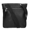 Men's crossbody bag bata, black , 964-6230 - 26