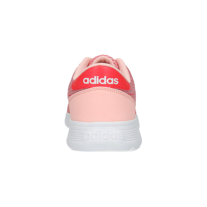 Children's pink sneakers adidas, pink , 309-5335 - 17