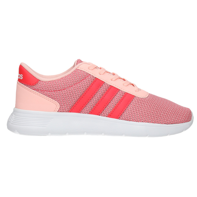 Children's pink sneakers adidas, pink , 309-5335 - 15