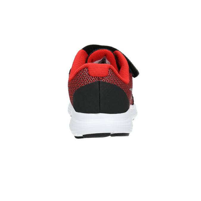 Children's sporty sneakers nike, black , 309-5149 - 17