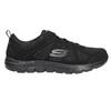Sneakers with memory foam skechers, black , 509-6963 - 15