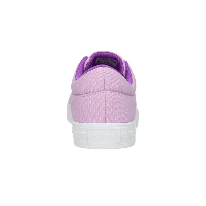 Girls' purple sneakers adidas, violet , 489-9119 - 17
