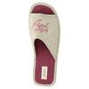 Ladies' slippers bata, beige , 579-8618 - 19