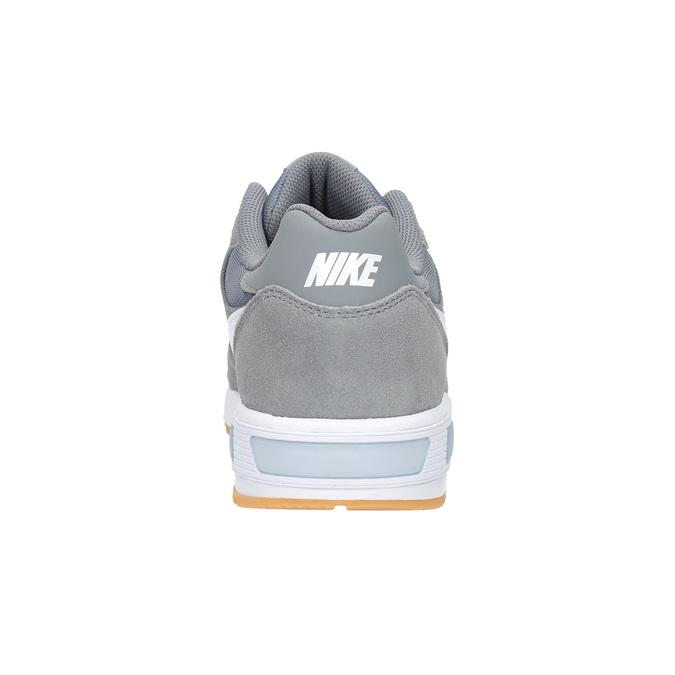 Men's grey sneakers nike, gray , 803-6152 - 17