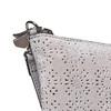 Leather crossbody handbag bata, gray , 963-2135 - 17