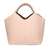 Pink handbag bata, pink , 961-5704 - 26