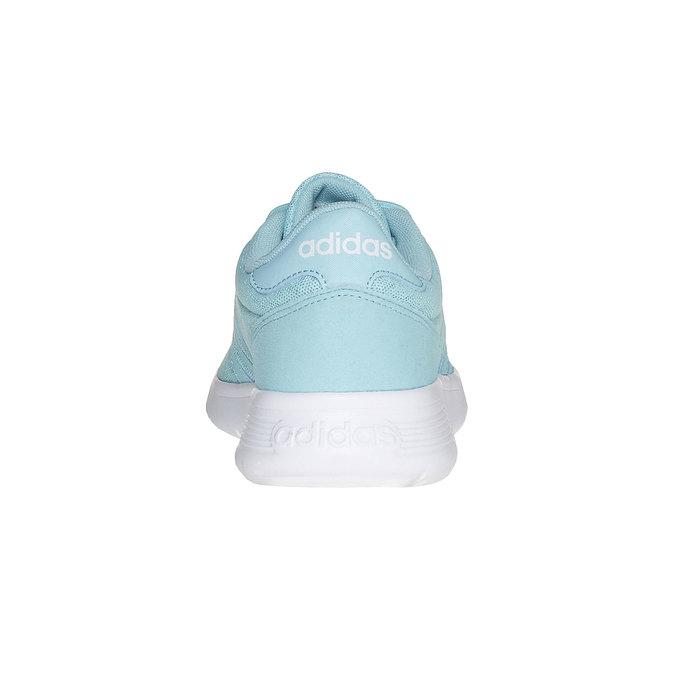 Ladies' blue sneakers adidas, turquoise, 509-7735 - 17