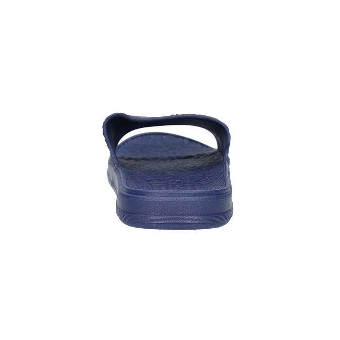 Men's blue slip-ons coqui, blue , 872-9619 - 17