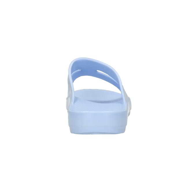 Ladies' blue slip-ons coqui, blue , 572-9608 - 17