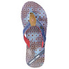 Ladies' flip-flops with denim straps north-star, blue , 579-9617 - 26