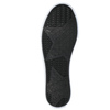 Ladies' slip-ons with coloured trim north-star, black , 589-6440 - 26