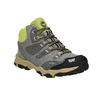 Children's grey Outdoor boots weinbrenner-junior, gray , 419-2613 - 13