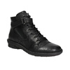 Ladies' ankle boots bata, black , 596-6656 - 13