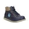 Boys' ankle boots bubblegummer, blue , 211-9623 - 13