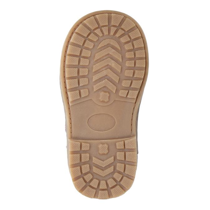 Girls' ankle shoes bubblegummer, pink , 124-5601 - 19