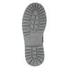 Children's winter ankle boots weinbrenner-junior, gray , 411-2607 - 19