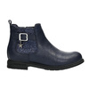 Children's blue Chelsea boots mini-b, blue , 321-9613 - 15