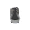 Men's ankle sneakers bata, gray , 846-2651 - 17