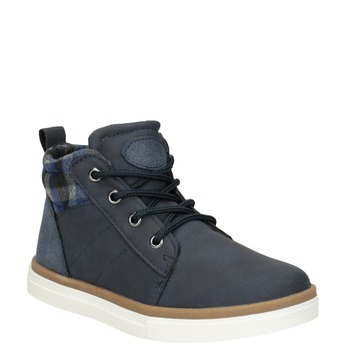 Children's High Top Shoes mini-b, blue , 291-9172 - 13