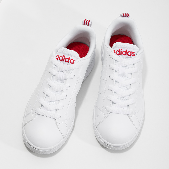 Ladies' White Sneakers adidas, white , 501-5500 - 16