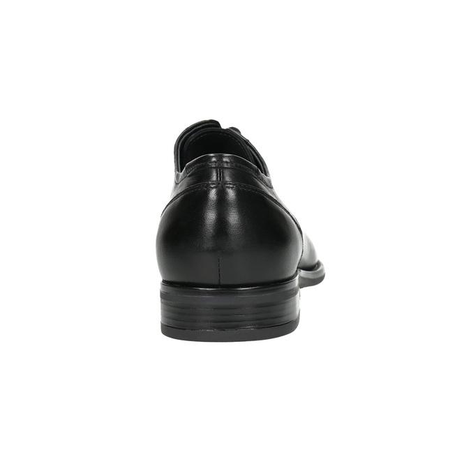 Men's Derby shoes, black , 824-6618 - 17