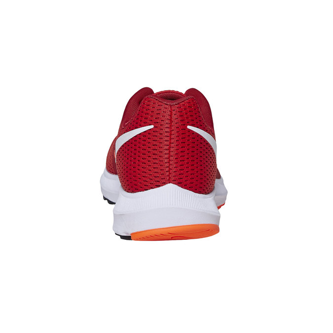 Men's red sneakers nike, red , 809-5120 - 17
