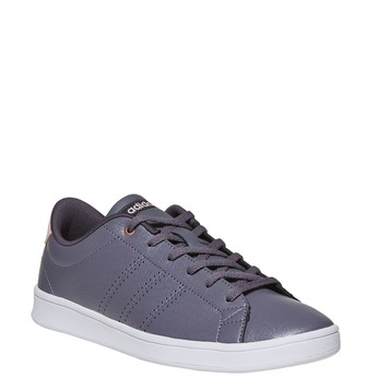 Ladies' casual sneakers adidas, gray , 501-2106 - 13