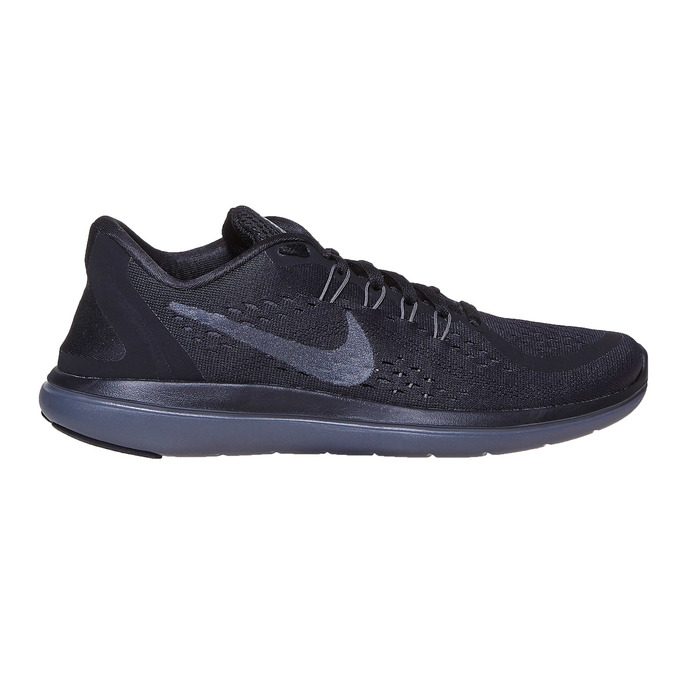 Ladies' athletic sneakers nike, black , 509-6187 - 15