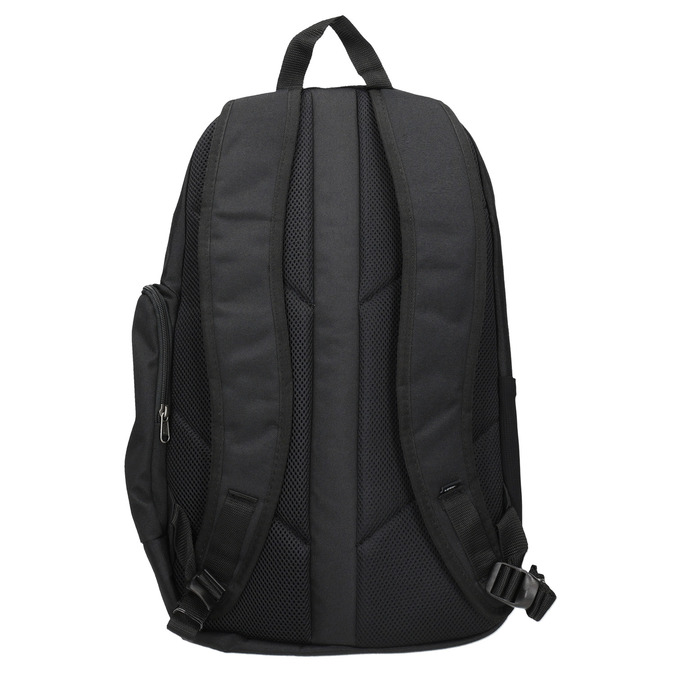 Black Backpack with Buckles vans, black , 969-6098 - 16