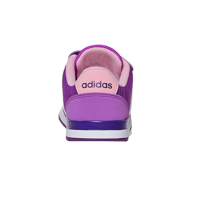 Children's Purple Sneakers adidas, violet , 109-5157 - 17