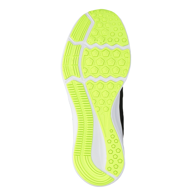 Children's Athletic Sneakers nike, black , 409-6145 - 17