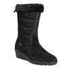 Ladies' Winter Boots, black , 696-6624 - 13