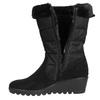 Ladies' Winter Boots, black , 696-6624 - 26