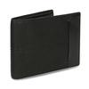 Men's leather wallet bata, black , 944-6188 - 13