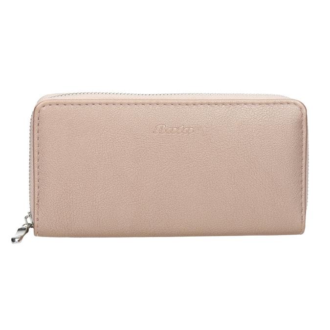 Ladies' Wallet, Pink bata, pink , 941-5155 - 26